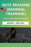 کتاب IELTS Reading (General Training) Actual Tests ژانویه تا آوریل 2021