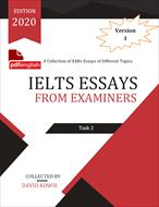 کتاب IELTS Essays from Examiners
